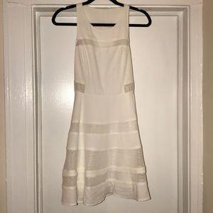 496c59ebe1 Lulu s Dresses - Lulu s Play Nice Ivory Skater Dress
